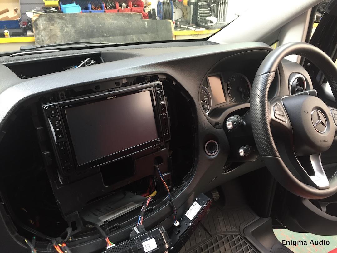 Mercedes Benz Vito 447