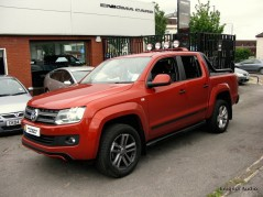 VW Amarok Anti theft