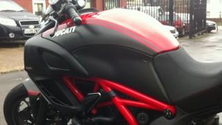 Ducati Diavel Cobra GPS Tracker CAT 6