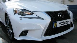 Lexus Is250 F Sport Widnow Tinting Solar Gard Films Tint