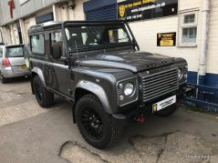 Land Rover Defender 90 Bowler Audio Upgrade, reverse camera, WiFi , Parking sensors