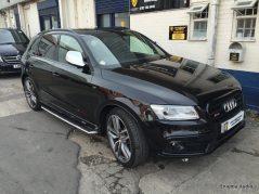 Audi SQ5 Security, Safety, Entertainment, Alarm, Tracker GPS, Target BluEye, Laser Jammer