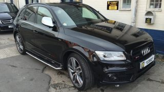 Audi SQ5 Security, Safety, Entertainment, Alarm, Tracker GPS, Target BluEye, Laser Jammer